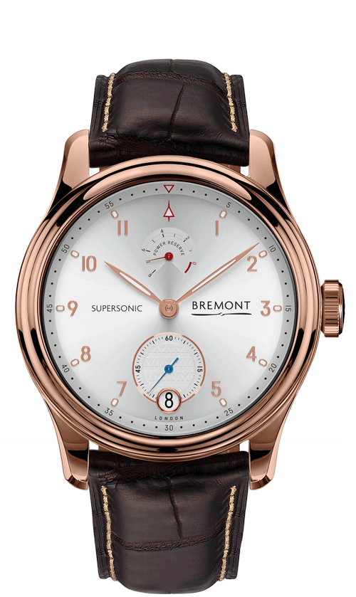 Bremont-Supersonic-Front-Rose-gold