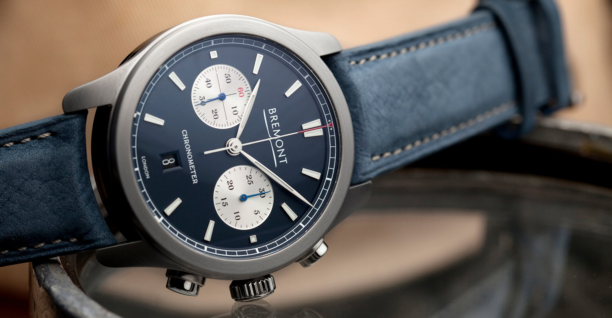 Bremont ALT1-C BLUE Hero