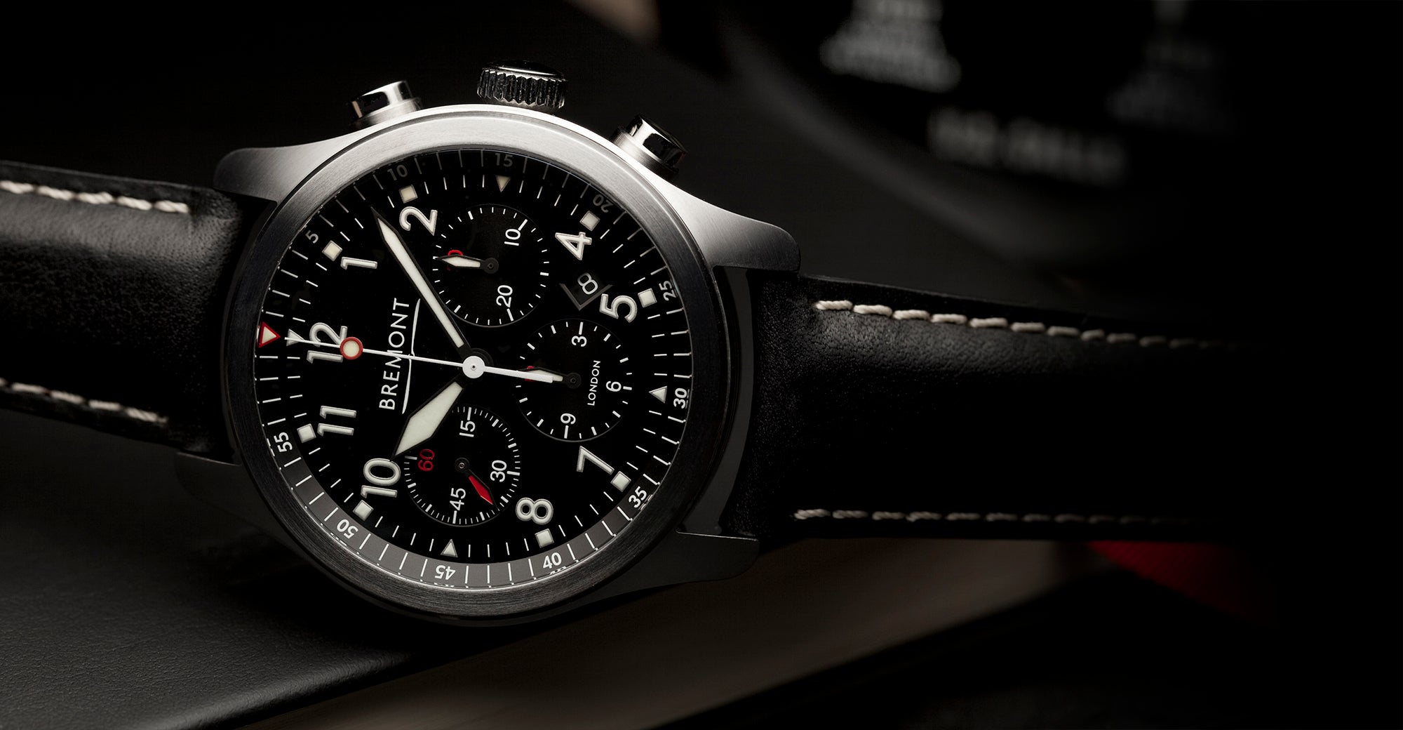 Bremont ALT1-P2 Black Hero