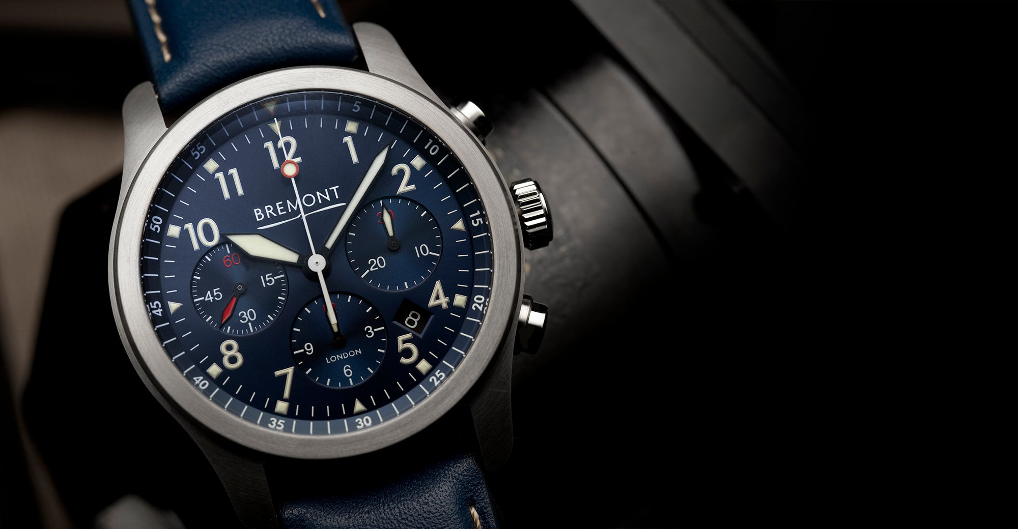 Bremont ALT1-P2 Blue Hero