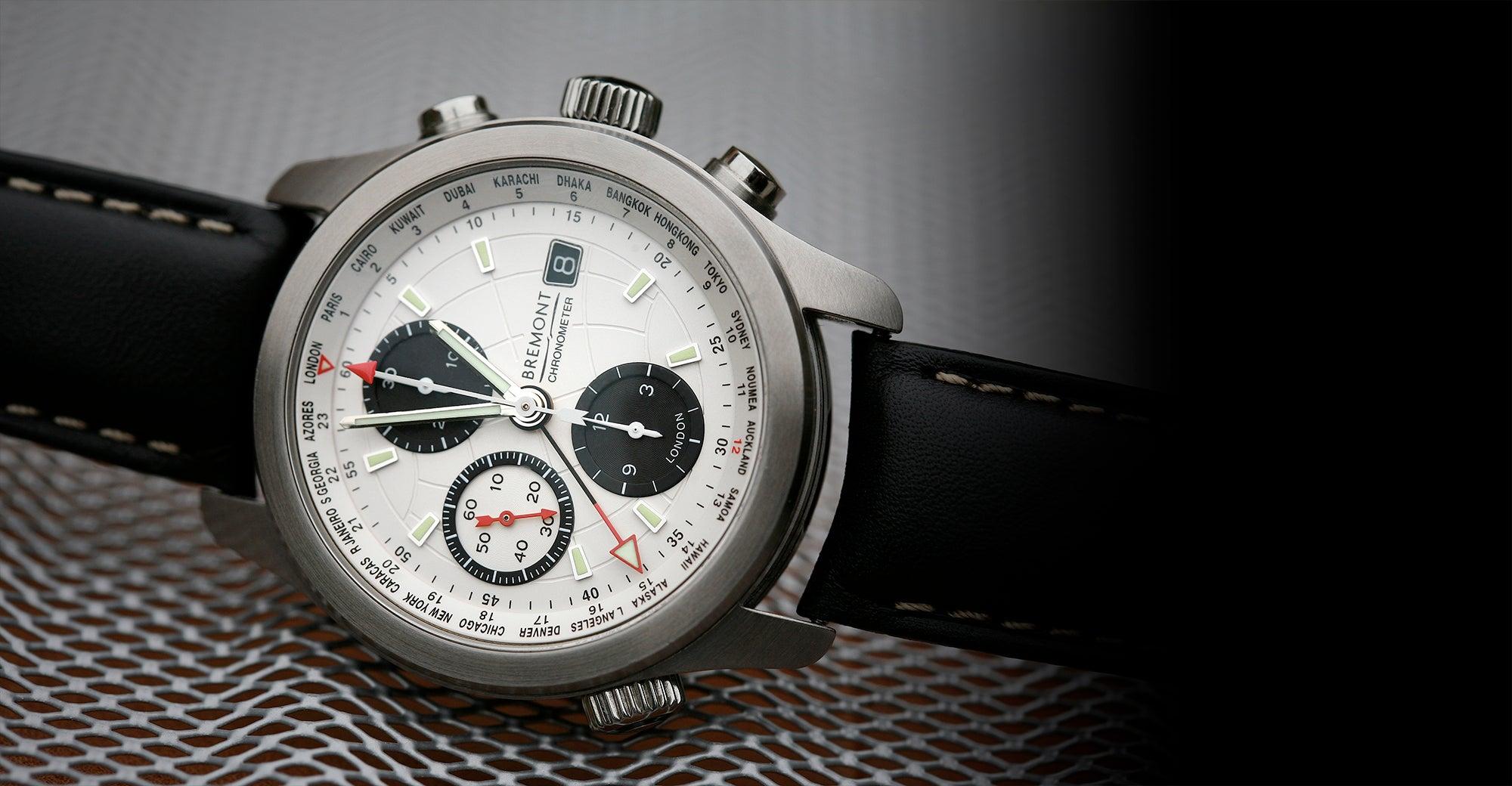 Bremont ALT1-WT White Hero