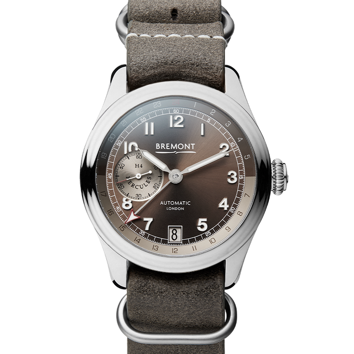 Platinum Bremont H-4 Hercules Limited Edition Watch