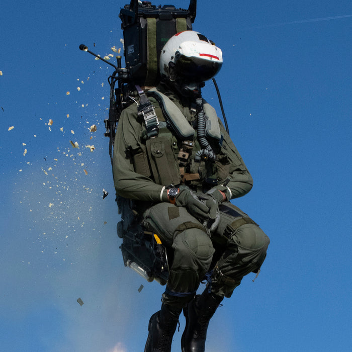 Live Ejection Testing
