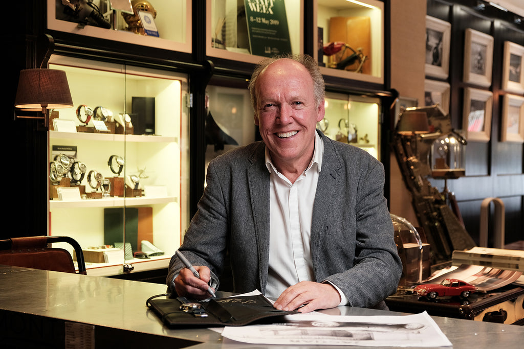 Ian Callum, Jaguar Design Director