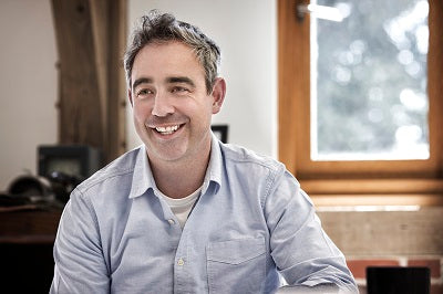 Co-Founder Giles English