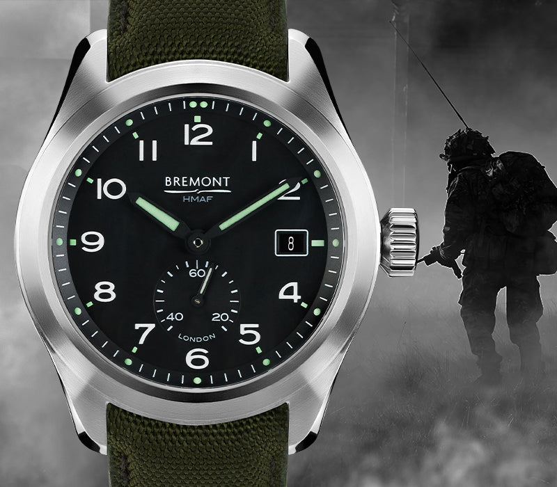 28a7ad458 British Luxury Watches Bremont Chronometers — Bremont Watch Company