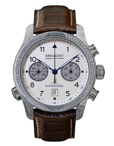 Bremont E.J. Churchill limited edition watch