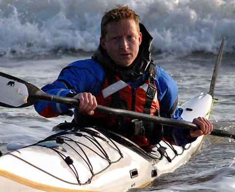 Adventurer Olly Hicks