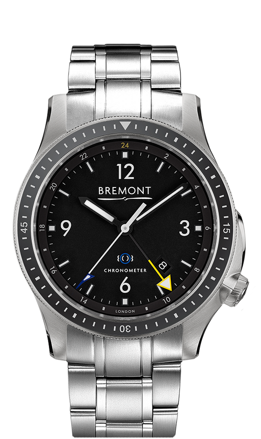 BBM1 Ti GMT BR Front