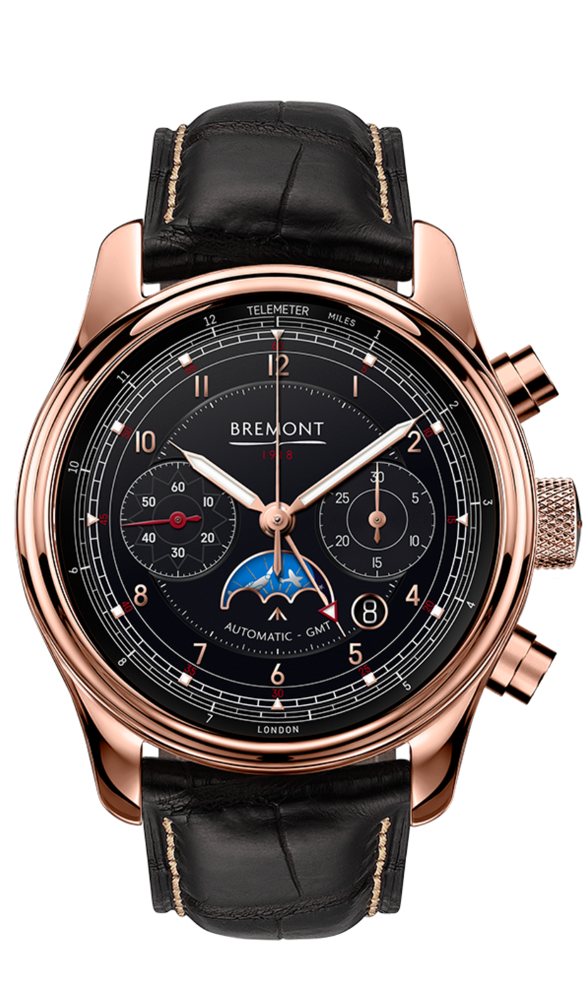 Bremont-1918-Rose-Gold-Front 171004 181306