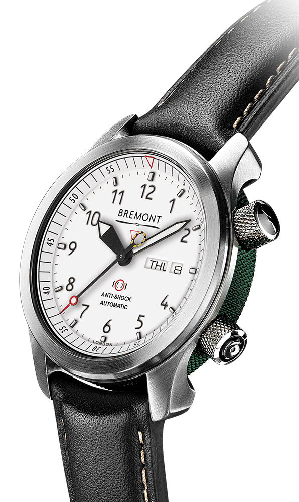 Bremont-MBII-WH-GN-Side