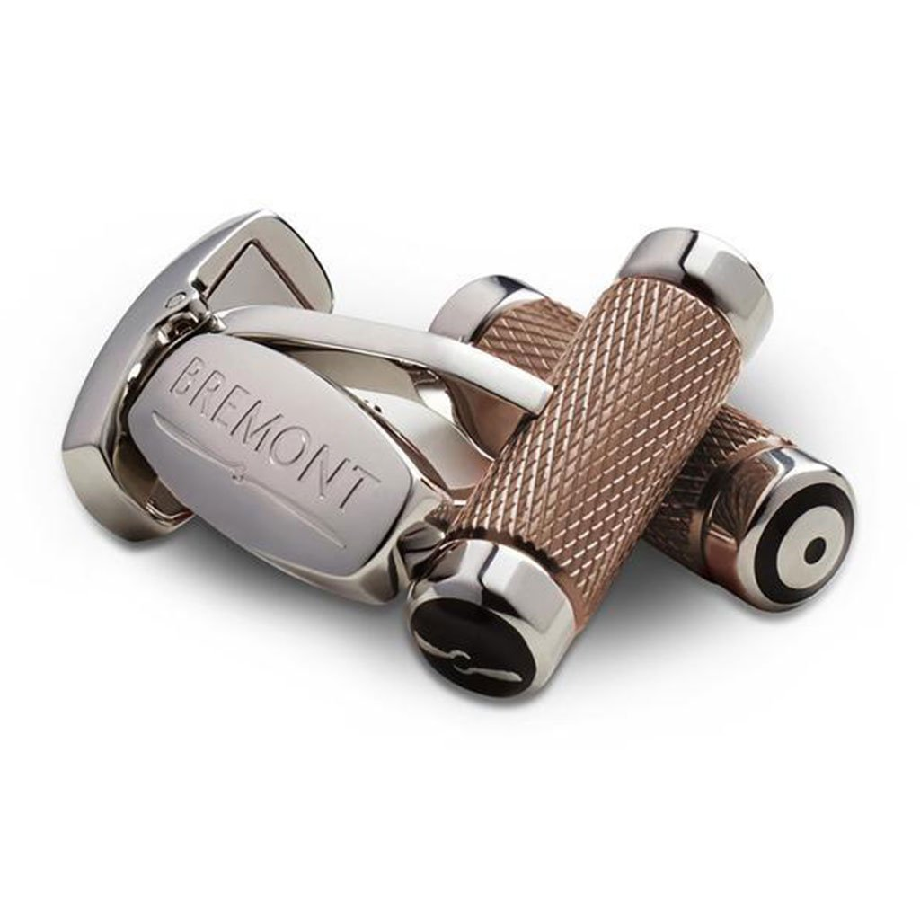 Bremont-T Bar Cufflinks-Bronze