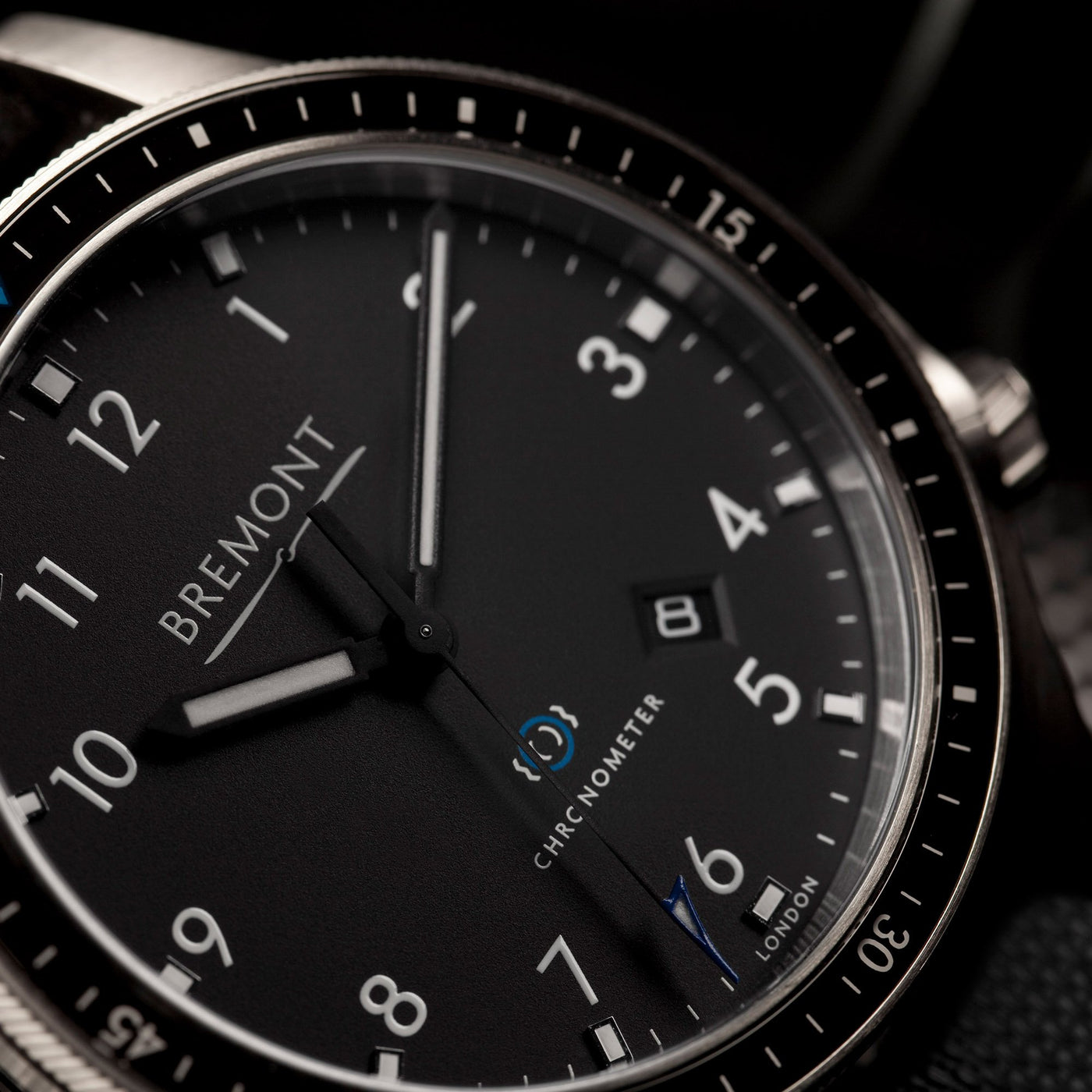Bremont Boeing model 1 Black