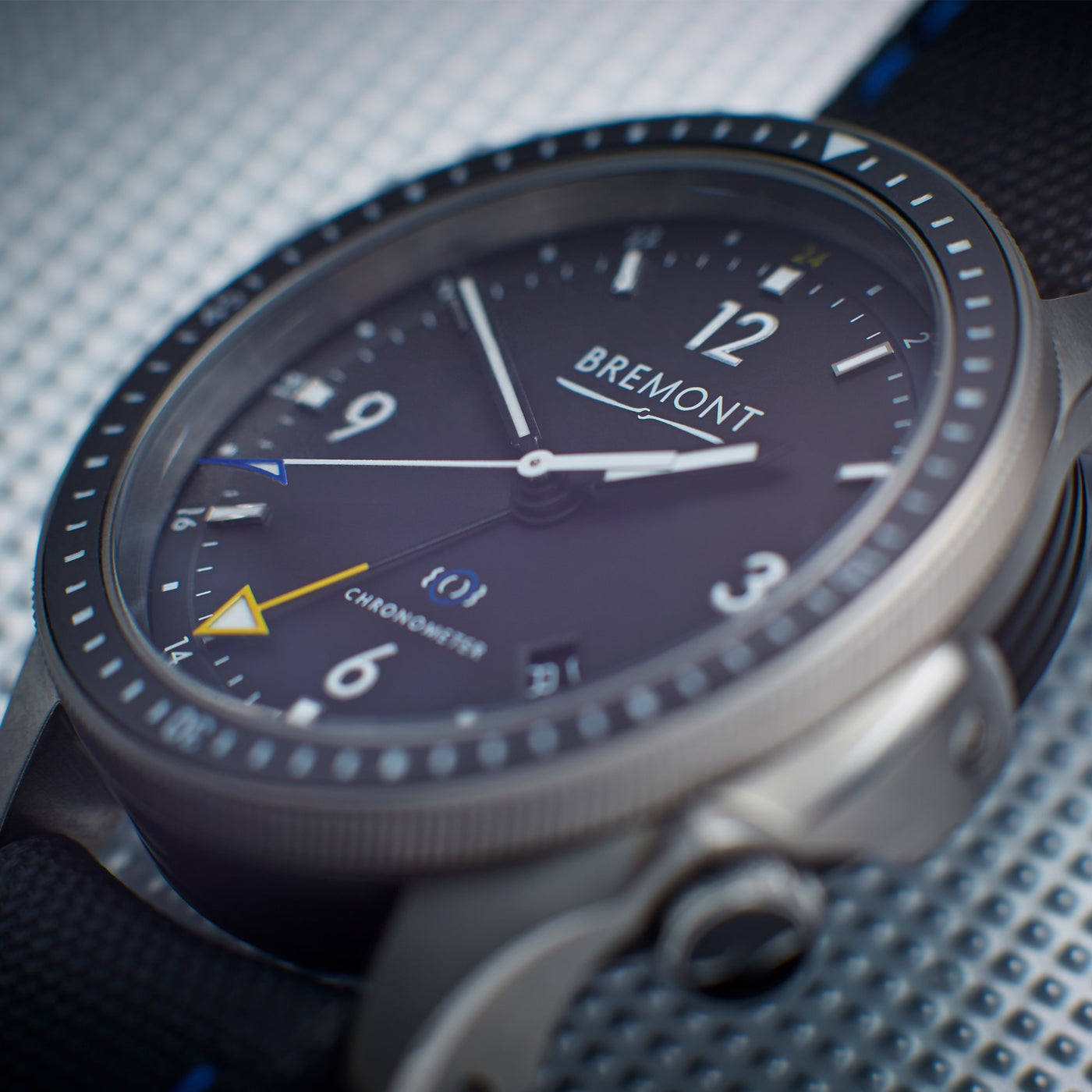 Bremont Boing Model 1 Ti GMT 2