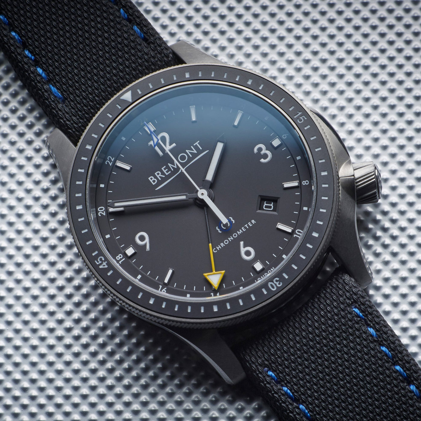 Bremont Boing Model 1 Ti GMT 4