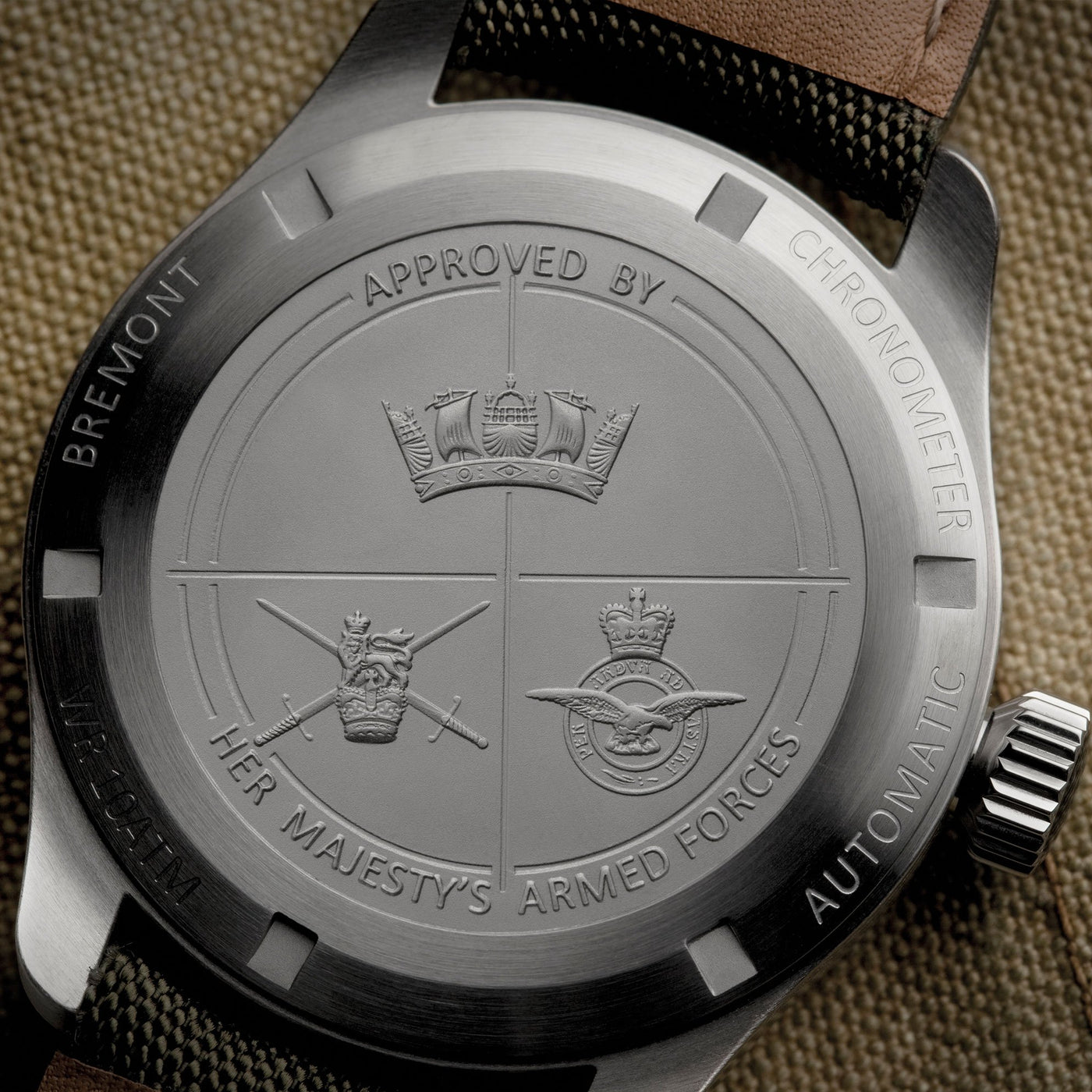 Bremont Broadsword Armed Forces Collection 1