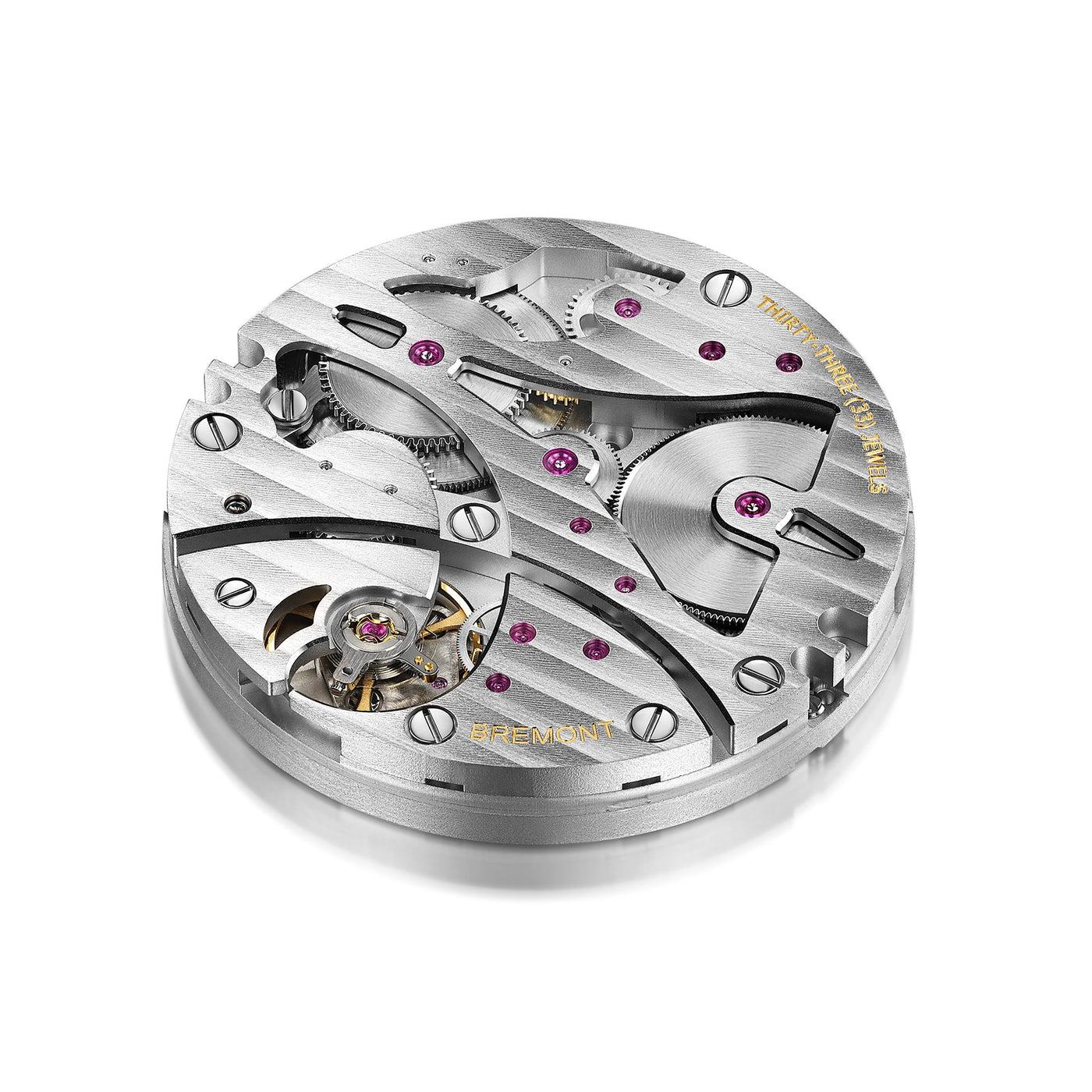 Bremont Limited Edition Movement