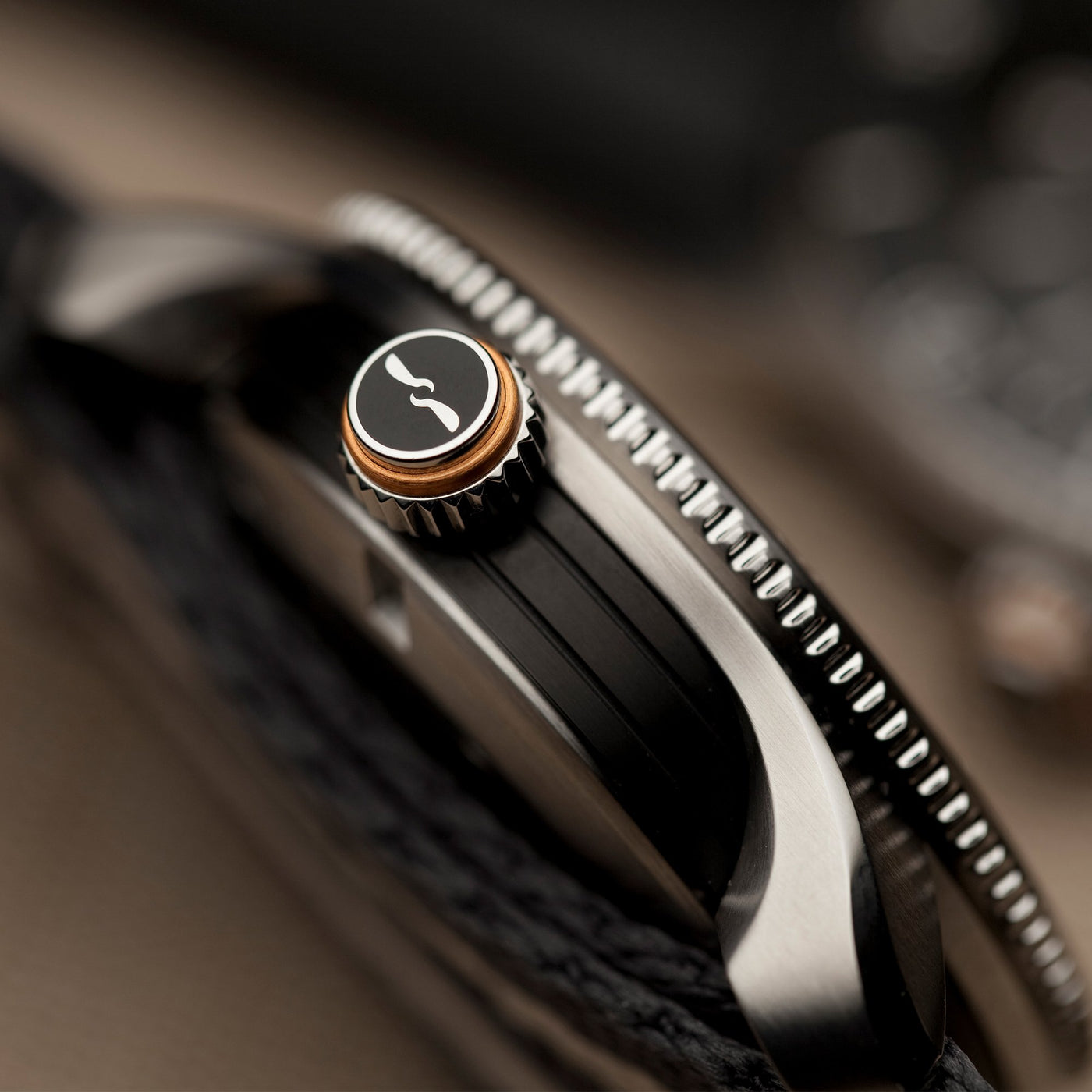 Bremont S300 Barrel
