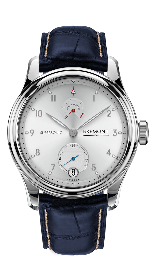 Bremont Supersonic Limited Edition WG Front