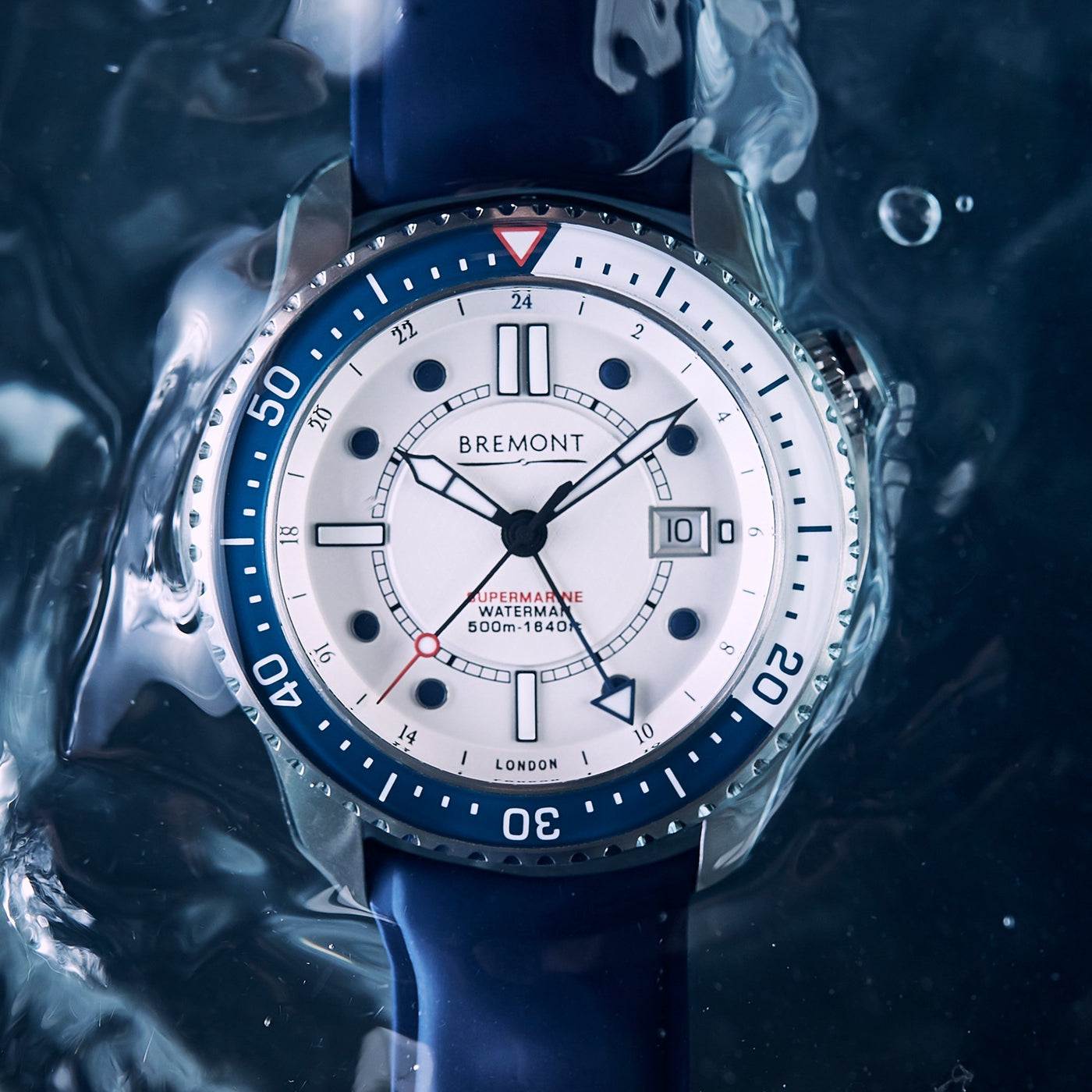 Bremont Waterman 1