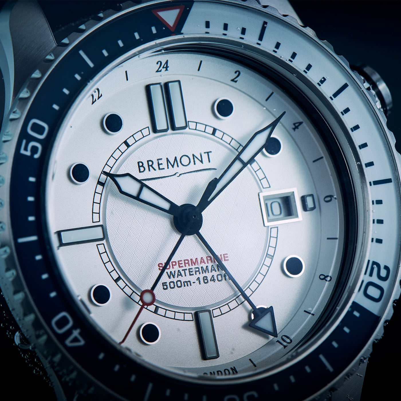 Bremont Waterman 2