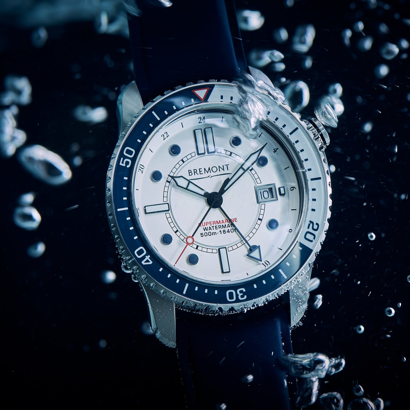 Bremont Waterman 3