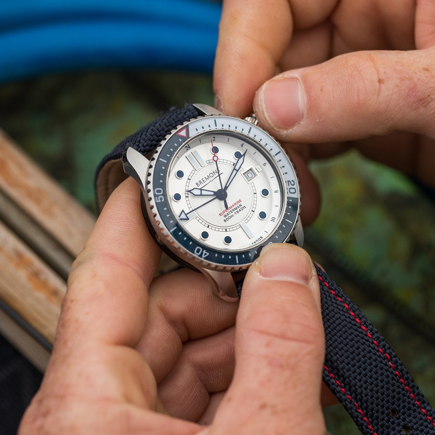 Bremont Waterman 4