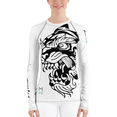 The Beast: Women's Rash Guard