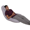 The U Body Pillow Jersey Lounging