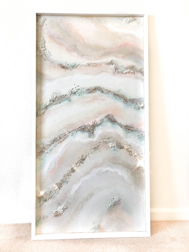 Healing Crystal Paintings