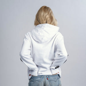 WOMEN'S BRUSHED STAPLE HOODIE