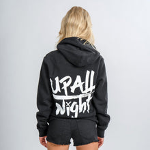 Load image into Gallery viewer, WOMEN'S UP ALL NIGHT HOODIE