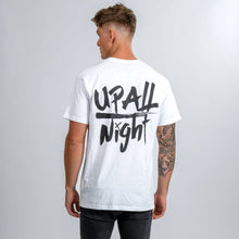 Load image into Gallery viewer, MEN'S UP ALL NIGHT T-SHIRT