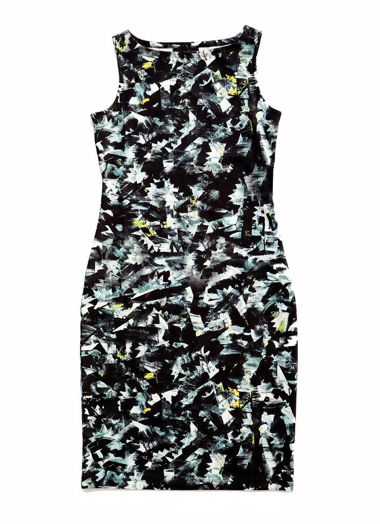 Sleeveless Dress / Riot No. 2 by Kate Iverson