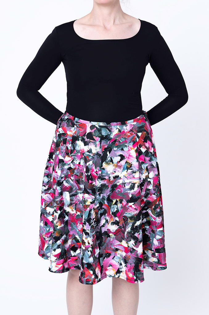 Midi Skirt / Riot No. 3, Kate Iverson
