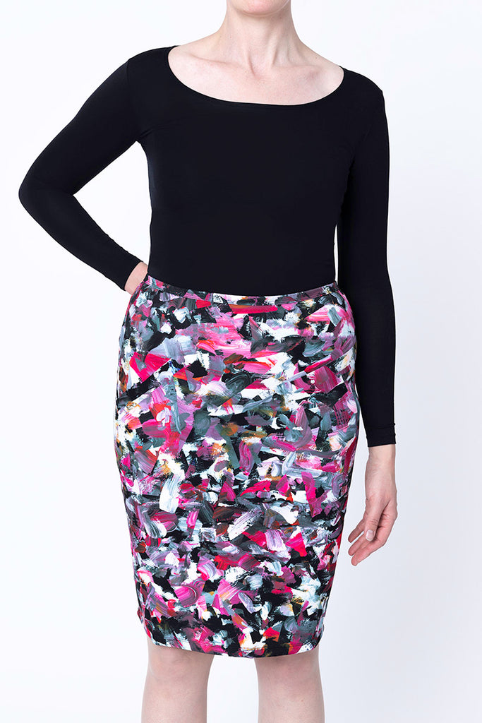 Pencil Skirt / Riot No. 3, Kate Iverson