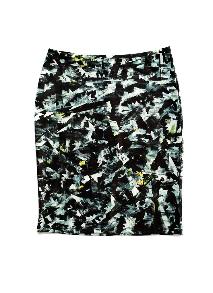 Pencil Skirt / Riot No. 2 by Kate Iverson