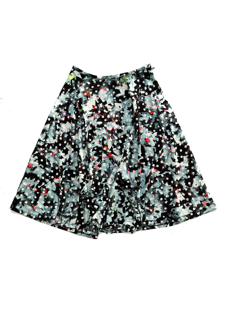 Midi Skirt / Riot No. 1 by Kate Iverson