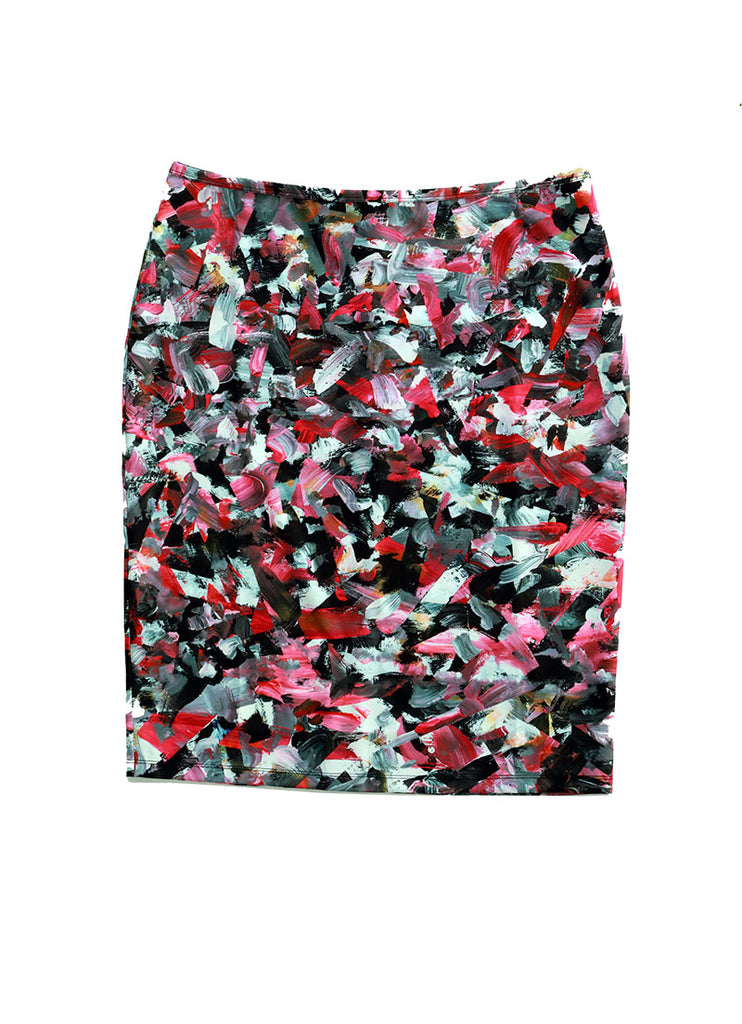 Pencil Skirt / Riot No. 3 by Kate Iverson