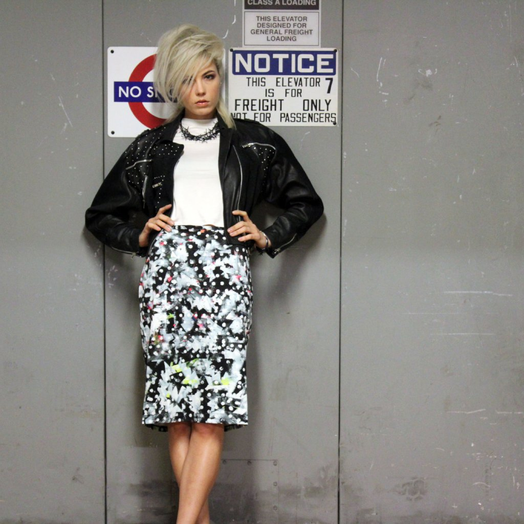 Pencil Skirt / Riot No. 1, Kate Iverson