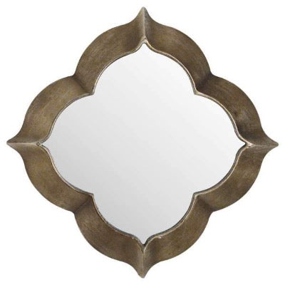 Casablanca Bronze Wall Mirror