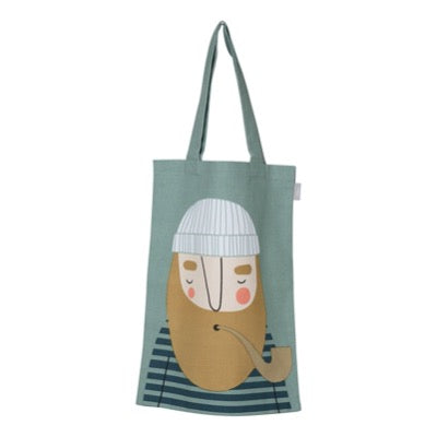 Ebbot Tote Bag, Grey