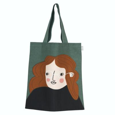 Bia Tote Bag, Green