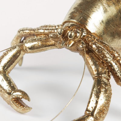 Crofton Lobster in Gold
