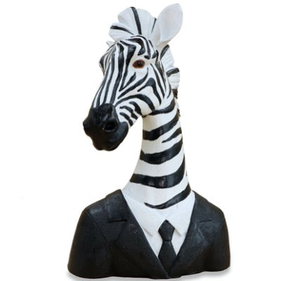 Zebra in a Suite