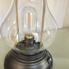Industrial Lantern Table Lamp