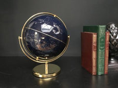 Gladys & Charles, Constellations Night Sky Globe Stand