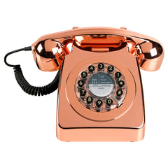 746 Copper Retro Phone