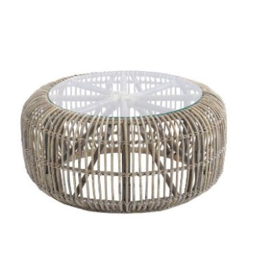 Toba Rattan Coffee Table