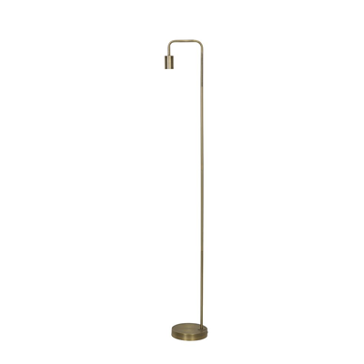 Cody Antique Bronze Metal Floor Lamp